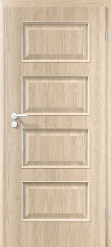 Dveře cpl laminát